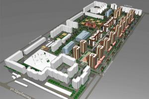 Проект планировки и межевания в границах ул. Щербакова - Велижанская - Ватутина - Безымянная