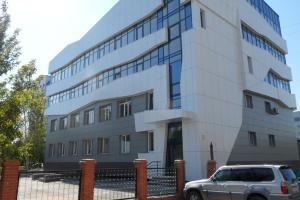 Реконструкция здания по ул.Таймырская,74 стр.1